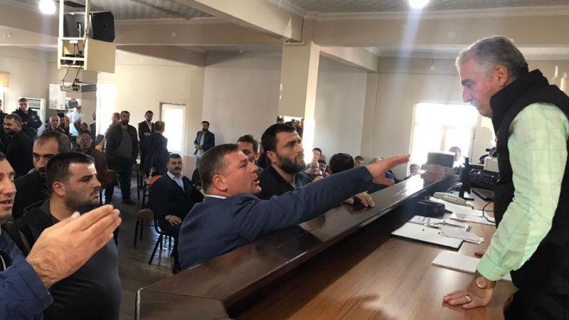 Sumotaş kongresinde oylama tartışması ile ilgili görsel sonucu